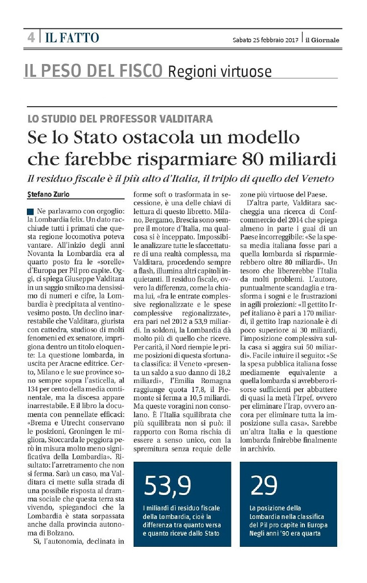 Giornale250217